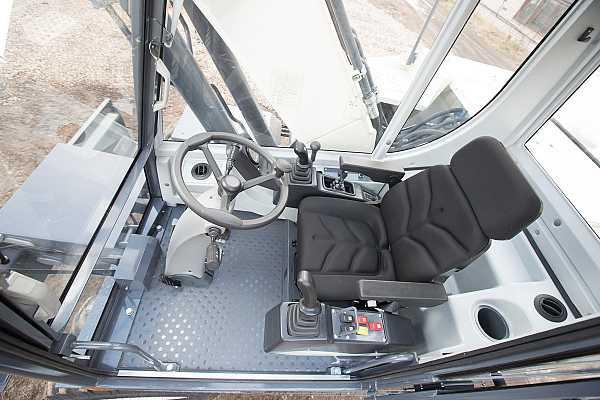 Колесный экскаватор RM-Terex TVEX 140W, 180W