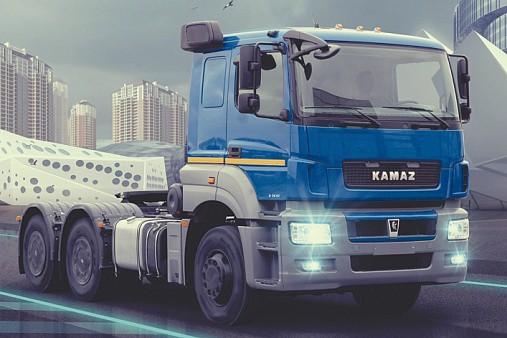 Седельный тягач КАМАЗ-65806