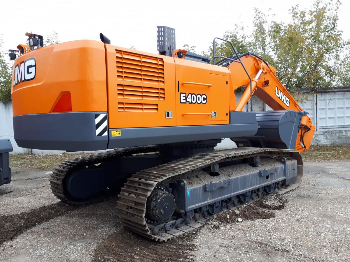 Экскаватор UMG E400C