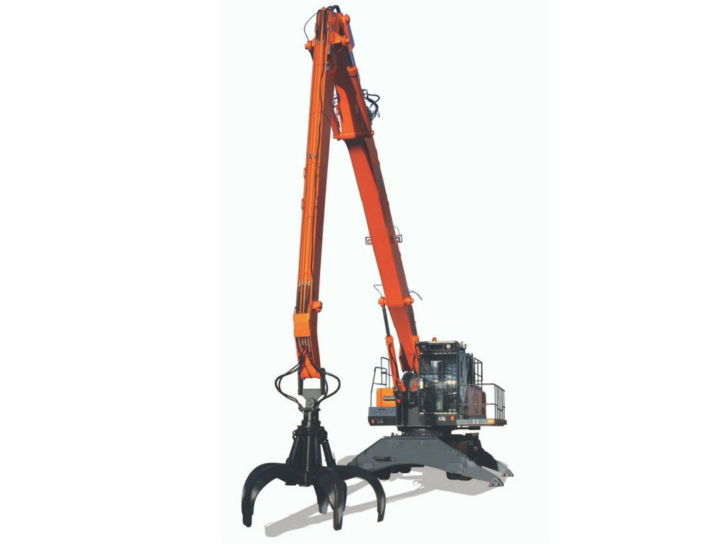 Экскаватор-перегружатель UMG E280WH