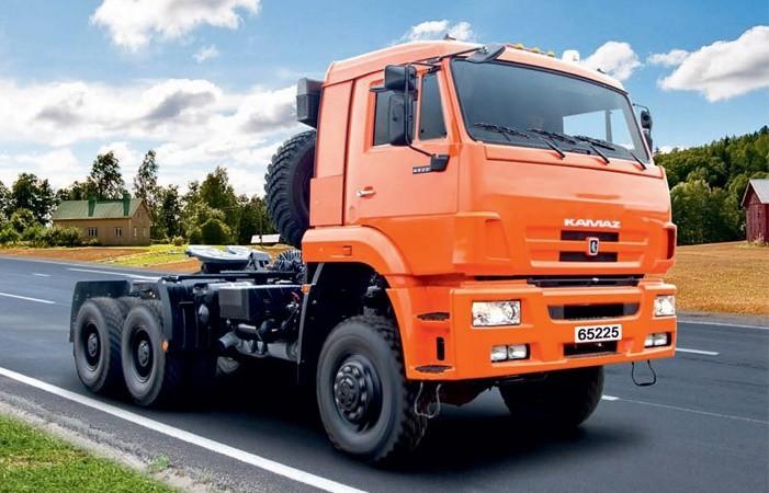 Седельный тягач КАМАЗ-65225