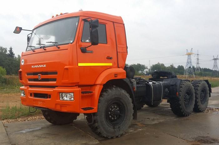 Седельный тягач КАМАЗ-53504