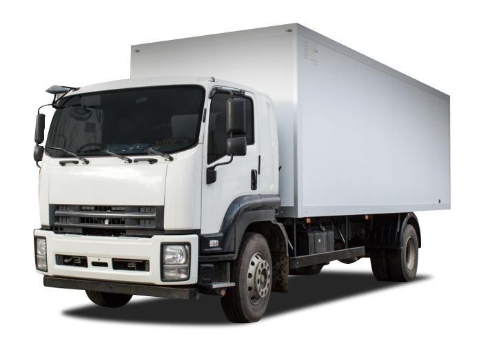 Изотермический фургон ISUZU Forward 18.0