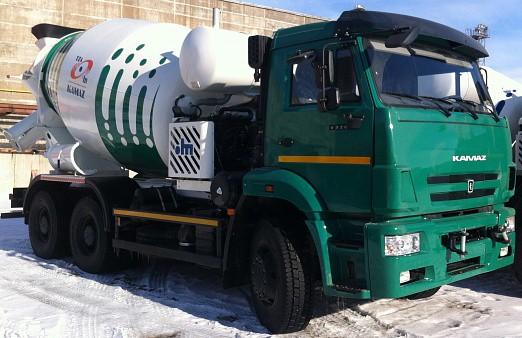 Автобетоносмеситель КАМАЗ 58149Z