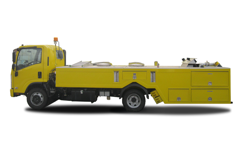 Специализированный автомобиль для обслуживания воздушных судов ISUZU ELF 9.5