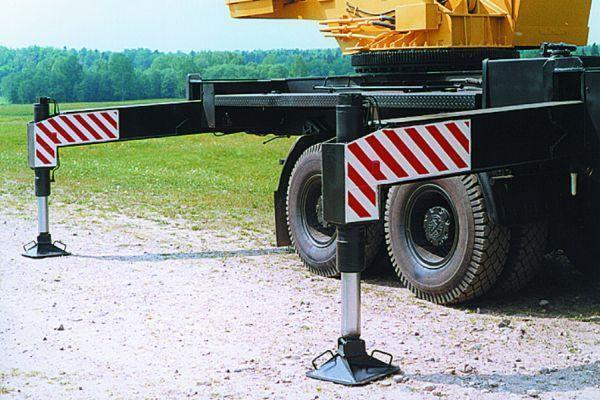 Автокран КС-45717К-1 «Ивановец» на шасси Камаз-65115