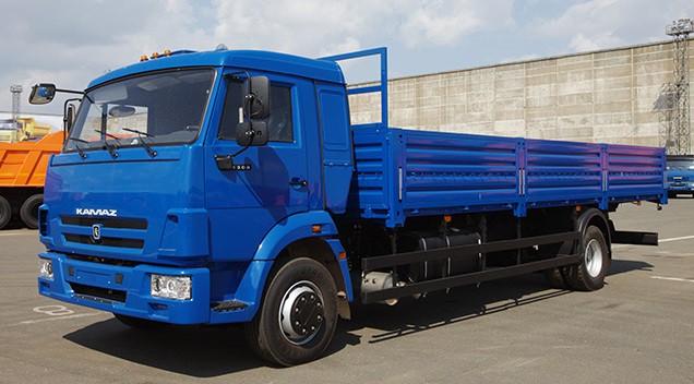 Бортовой автомобиль КАМАЗ-5308