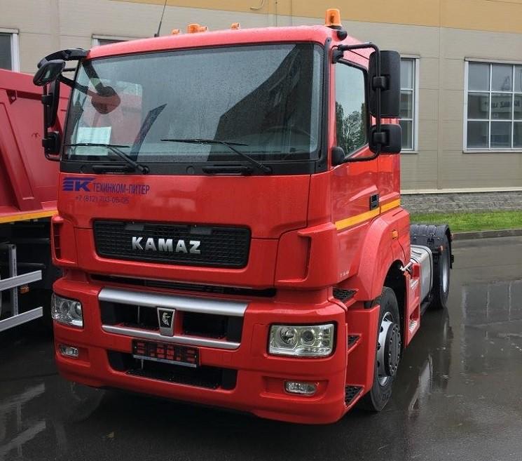 КАМАЗ-5490-014-87